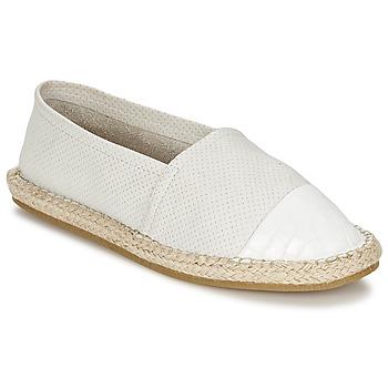 Sapatos Mulher Slip on Elia B CHICA Branco