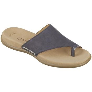 Sapatos Mulher Chinelos Gabor 0370016 Preto