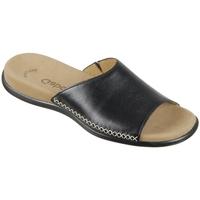 Sapatos Mulher Chinelos Gabor 0370527 Preto