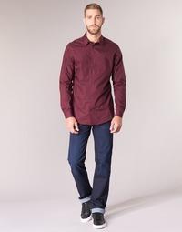 Textil Homem Calças Jeans Emporio Armani BOUWI Azul