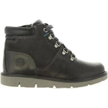 Sapatos Criança Botas baixas Timberland A1JV4 TN PRESCOTT Gris
