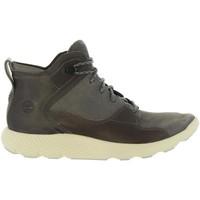 Sapatos Homem Sapatilhas de cano-alto Timberland A1IZW FLYROAM Gris