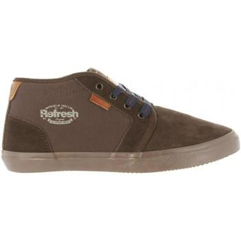 Sapatos Homem Botas baixas Refresh 63944 Marrón