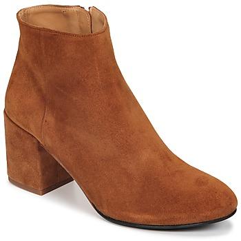Sapatos Mulher Botins Emma Go ELNA Conhaque