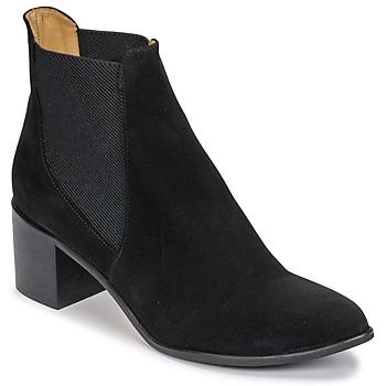 Sapatos Mulher Botins Emma Go GUNNAR Preto