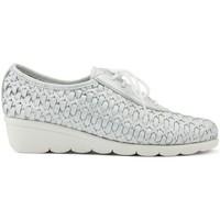 Sapatos Mulher Sapatilhas The Flexx Pretty Flexx Zaptillas W SILVER