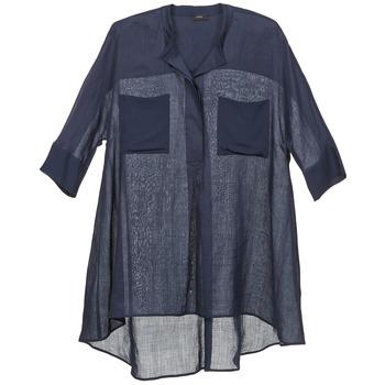 Textil Mulher Tops / Blusas Joseph HEATHER Marinho