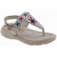 Sapatos Mulher Chinelos Kidy  Branco