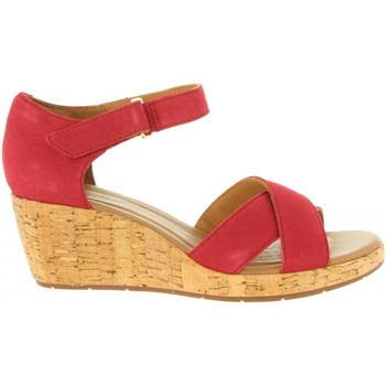 Sapatos Mulher Sandálias Clarks 26132327 UN PLAZA Rojo