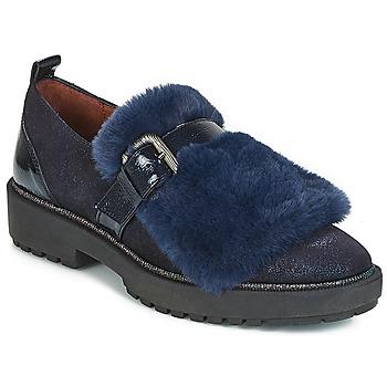 Sapatos Mulher Sapatos Hispanitas CURRY Marinho