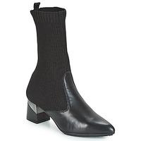 Sapatos Mulher Botas Hispanitas LINO Preto