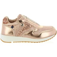 Sapatos Rapariga Sapatilhas Lois Jeans 83828 Marrón