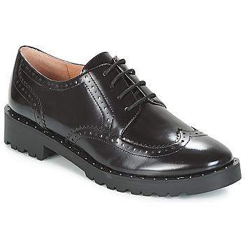 Sapatos Mulher Sapatos Karston OLENDA Preto
