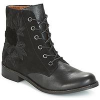 Sapatos Mulher Botas baixas Karston ACAMI Preto
