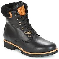 Sapatos Mulher Botas baixas Panama Jack PANAMA Preto