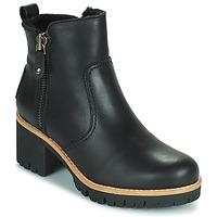 Sapatos Mulher Botins Panama Jack PAULINE Preto
