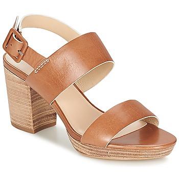 Sapatos Mulher Sandálias JB Martin SUBLIME Camel
