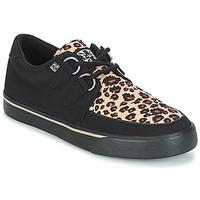 Sapatos Sapatilhas TUK SNEAKER CREEPER Preto / Castanho