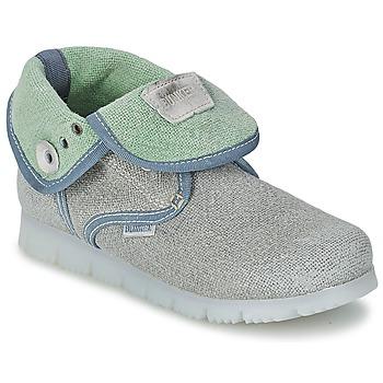 Sapatos Criança Botas baixas Bunker LAST WALK Cinza