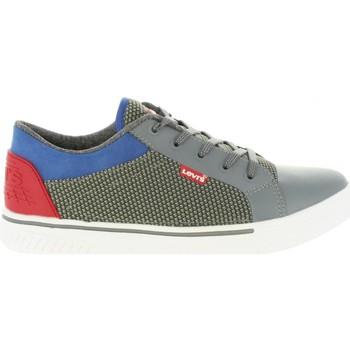 Sapatos Criança Sapatilhas Levi's VFUT0005T FUTURE Gris