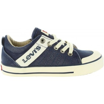 Sapatos Rapaz Sapatilhas Levi's VALB0002T ALABAMA Azul