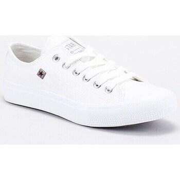 Sapatos Homem Sapatilhas Big Star V174347 Branco