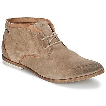 Sapatos Homem Botas baixas Coqueterra DYLAN Bege