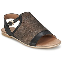 Sapatos Mulher Sandálias Coqueterra CRAFT Preto