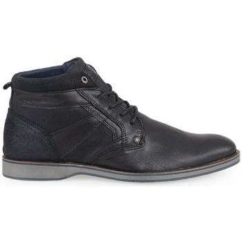 Sapatos Homem Sapatos Bipedes 2feet 1700 Black Preto