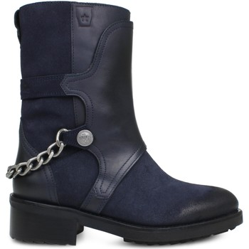 Botas Cubanas Iron100 Midnight Blue