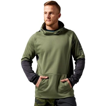 Textil Homem Sweats Reebok Sport One Series Fleece Verde azeitona