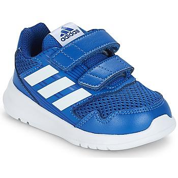 Sapatos Criança Sapatilhas adidas Originals ALTARUN CF I Azul
