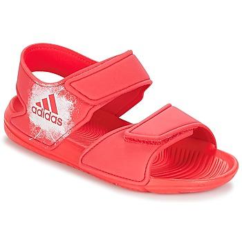 Sapatos Rapariga Sandálias adidas Performance ALTASWIM C Rosa