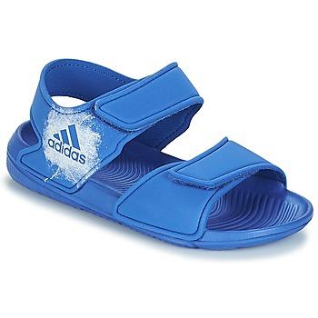Sapatos Criança Sandálias adidas Originals ALTASWIM C Azul