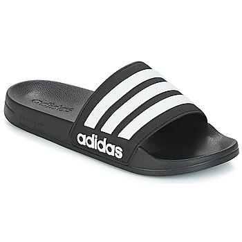 Sapatos chinelos adidas Originals ADILETTE SHOWER Preto