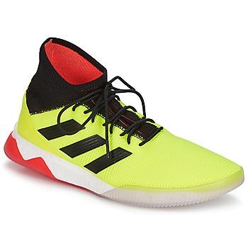 Sapatos Homem Chuteiras adidas Performance PREDATOR TANGO 18.1 TR Amarelo / Preto / Vermelho
