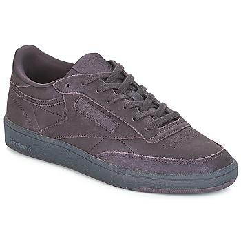 Sapatos Mulher Sapatilhas Reebok Classic CLUB C 85 Violeta