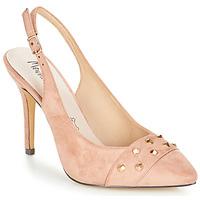 Sapatos Mulher Sandálias Menbur DINITARSA Bege / Rosa