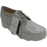 Sapatos Mulher Sapatos Pitillos Sapato esportivo para mulheres a céu abe gris