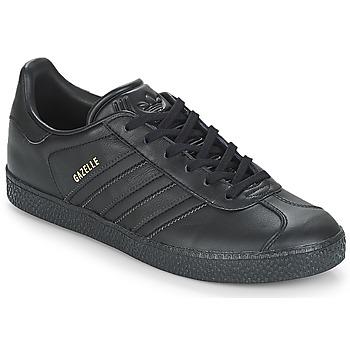 Sapatos Criança Sapatilhas adidas Originals GAZELLE J Preto