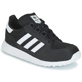 Sapatos Criança Sapatilhas adidas Originals OREGON C Preto