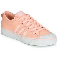 Sapatos Mulher Sapatilhas adidas Originals NIZZA W Rosa