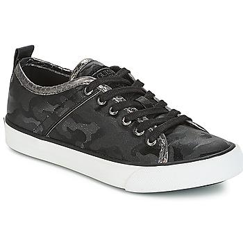 Sapatos Mulher Sapatilhas Guess JOLIE Preto