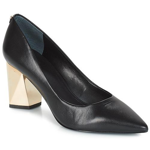 Sapatos Mulher Escarpim Guess BAFI Preto / Ouro