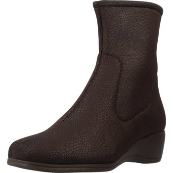 Sapatos Mulher Botas baixas Pinoso's 34631 Marron