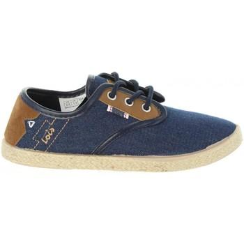 Sapatos Criança Alpargatas Lois Jeans 60063 Azul