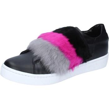Sapatos Mulher Sapatilhas Islo BZ213 Preto