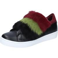 Sapatos Mulher Sapatilhas Islo BZ214 Preto