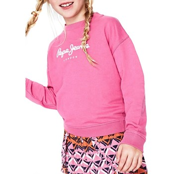Textil Rapariga Sweats Pepe jeans ROSE JR rosa