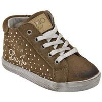 Sapatos Criança Sapatilhas de cano-alto Liu Jo  Castanho